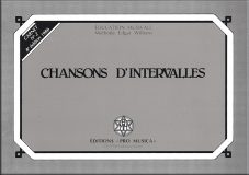 N°2 – Chansons d'intervalles – Prix : 7,40 CHF