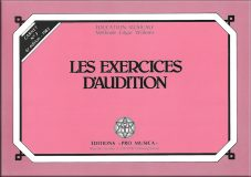 N°3 – Les exercices d'audition – Prix : 7,40 CHF