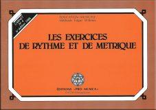 N°4 – Les exercices de rythme et de métriquecouverture – Prix : 7,40 CHF