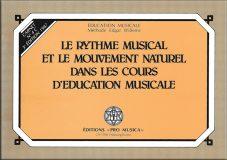 N°4C – Le rythme musical et le mouvement naturel dans les cours d'éducation musicale – Prix : 7,40 CHF