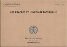 N°4B – Les frappés et l'instinct rythmique – Prix : 4,60 CHF