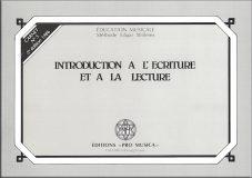 N°5 – Introduction à l'écriture et à la lecture – Prix : 7,40 CHF