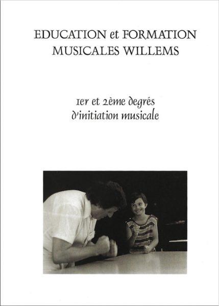 Jacques Chapuis - Pédagogie Willems - Editions Pro Musica