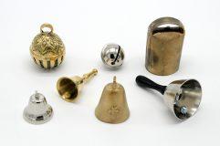 Série de clochettes diverses – Prix : 107,50 CHF