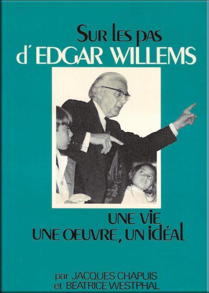 Jacques Chapuis Béatrice Westphal - Pédagogie Willems - Editions Pro Musica